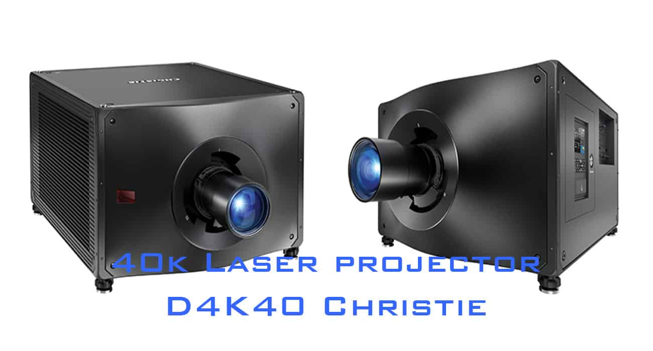 40K-Laser-projector-Christie-D4k40-rgb-Spain-rental